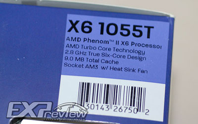 Phenom II X6 Box