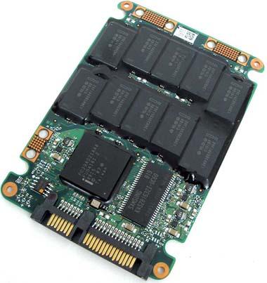25nm Intel SSD