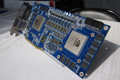 Galaxy Dual-Fermi card